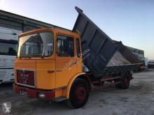 camião MAN 19.280 Big Axles Full steel suspension