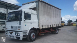 camion Renault G270 Curtain box