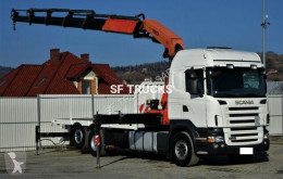 Camion Scania R 420 plateau standard occasion