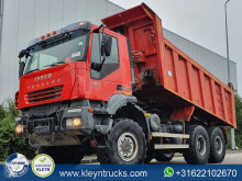 Camion benă second-hand Iveco Trakker