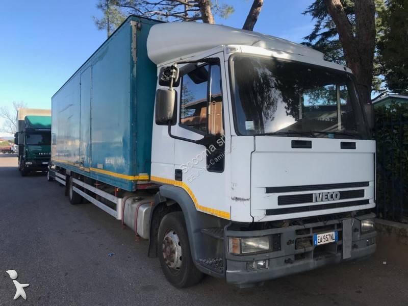 Ver las fotos Camión Iveco Tector