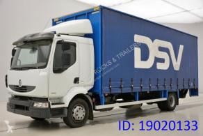 Vrachtwagen Schuifzeilen Renault Midlum 240