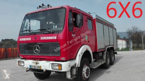 Mercedes wildland fire engine truck 2632