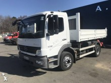 Camion polybenne occasion Mercedes Atego 1218 N