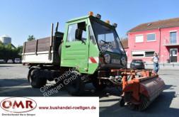 Multicar 24 truck used three-way side tipper