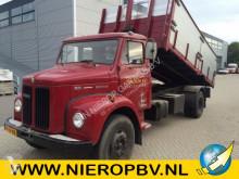 camião Scania vabis 5.0 kieper NIEUWSTAAT