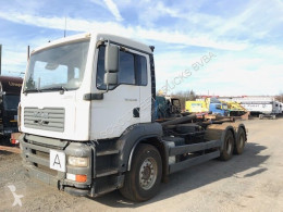 Camion MAN TGA 26.430 6x4 BB 26.430 6x4 BB Standheizung polybenne occasion