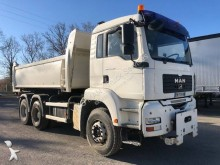 MAN TGA 33.360 truck used two-way side tipper