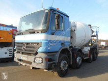 Mercedes Actros 3236 truck used concrete mixer