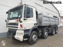 Camión DAF CF 85.460 8x4 85.460 8x4, Winterdienstausstattung, Bordmatik volquete volquete trilateral usado