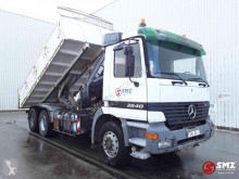 Camion benne occasion Mercedes Actros 2640