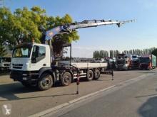 Camión Iveco Trakker 360 caja abierta usado