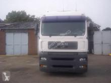 Camion MAN 26.390 Fahrgestell Schaltgetriebe châssis occasion