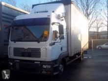 Camión lona MAN 8.240TGL Euro:4 G.Haus/Hochdach Klima Stand