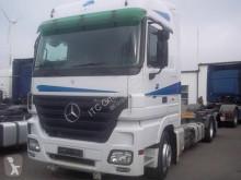Camion châssis Mercedes 2544 Fahrgestell Schaltgetriebe Retarder