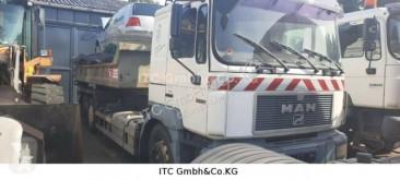 Camion MAN 26.403 6x4 Abroller/Kipper Ellermann Seil multibenna usato