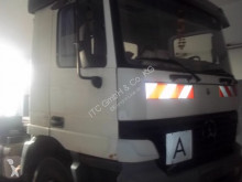 Used skip truck Mercedes 2640 Abrollkipper German truck