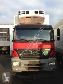 Mercedes 2528 Tiefküh.Diesel+Str. Thermo-King TS600 LKW gebrauchter Kühlkoffer