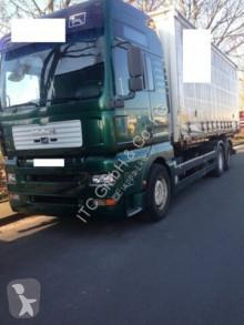 Camion châssis occasion MAN 26.460TGA XXL G.Haus/Hoch Retarder ZF-Schalter