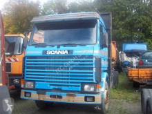 Camión chasis usado Scania 144-530 Fahrgestell 6x4 German Truck