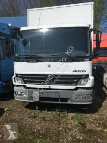 Camion fourgon Mercedes 822 Koffer LBW AHK Euro:5