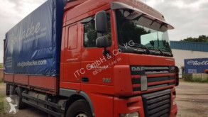 Camion DAF 105-410 XF Plane Spriegel German Truck occasion