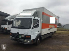 Camion fourgon Mercedes 815 Koffer LBW German Truck
