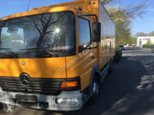 Camion Mercedes 818 Koffer Grünes-Kenzeich Keine/Maut ..... fourgon occasion