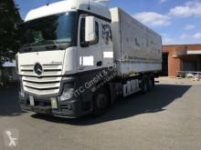 Mercedes 2545 BDF G-Haus Hochdach Streamspace E6 truck used tarp
