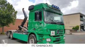 Camião Mercedes 2544 Actros 6x2 Schalter Klima multi-basculante usado
