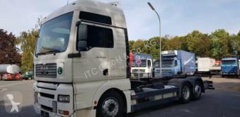 MAN 26440 TGA BDF 6x2 German Truck LKW gebrauchter Fahrgestell