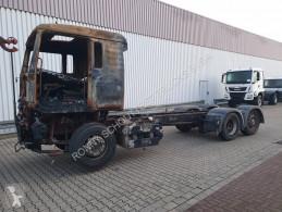 Camión MAN TGA 26.440 6x2 BL Brandschaden 26.440 6x2 BL Brandschaden chasis vehículo para piezas