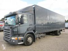 lastbil kassevogn Scania