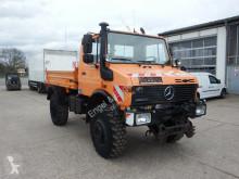camion Unimog U 1650 427/21 - AHK SFZ