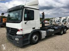camion Mercedes 2541 6x2 Euro 5, Meiler RK 20.70, Schaltgetriebe