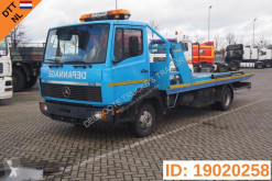 Camion Mercedes 814 porte voitures occasion