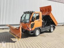 Camion cu echipament de împrăştiat sare şi deszăpezire Fumo M30 4x4 Fumo M30 4x4, Schneepflug/Aufbaustreuer
