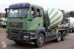 MAN TGA 26320 /6X4 7m³ Trommel Euro 4 truck