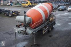 Camion Liebherr Concrete Mixer 2-assig/ 12 m3 béton toupie / Malaxeur occasion