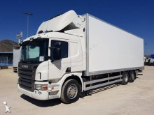 Scania multi temperature refrigerated truck P 420