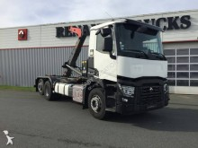Renault Gamme C 440.26 DTI 13 truck used hook lift