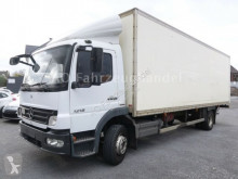 Camion fourgon Mercedes Atego II - 1218 N Koffer - Manual