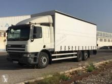 Camion cu prelata si obloane second-hand DAF CF75 310