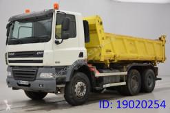 DAF CF 85.460 truck used tipper