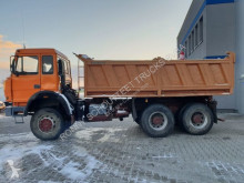 Three-way side tipper truck 330-30 6x6