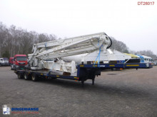 Concrete pump truck concrete semi-trailer Self-climbing tower concrete placing boom AST-29.4/125