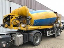 Concrete mixer concrete semi-trailer De Buf BM 12-36-2 De Buf BM 12-36-2 mit Baryval Mischer ca. 12m³