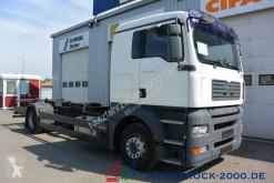 Kamion MAN TGA 18.350 LL BDF 1.Hand 5 Sitzer Klima Schalter podvozek použitý