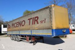 Brenta SEMIRIMORCHIO, CENTINATO SPONDE, 3 assi truck