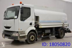 Renault Midlum 210 truck used chemical tanker